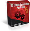 Thumbnail EZ Ebook Template Package 5 - MRR
