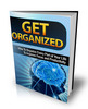 Thumbnail Get Organized - MRR +Free Bonus