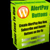 Thumbnail WordPress AlertPay Button Generator - MRR+Free Bonus