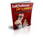 Thumbnail Self Defence for Women - MRR+Free Bonus