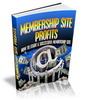 Thumbnail Membership Site Profits - mrr