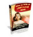 Thumbnail How to Win at Child Custody Battle - plr+bonus