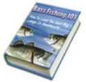 Thumbnail Bass Fishing 101: How To Catch The Next Big One - plr+bonus