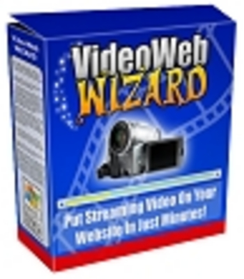 Product picture Video Web Wizard Software with MRR+bonus
