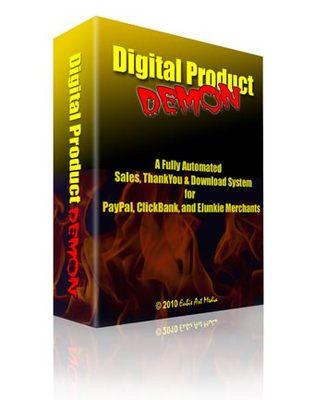 Product picture Digital Product Demon - mrr+free bonus