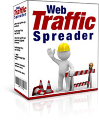 Product picture Web Traffic Spreader - Mrr+Free Bonus