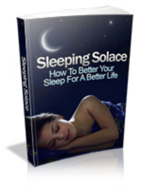Product picture Sleeping Solace - MRR