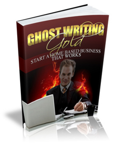Product picture Ghostwriting Gold - RR