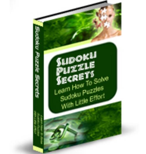 Product picture Sudoku Puzzle Secrets - PLR