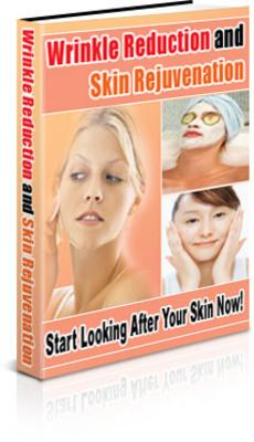 Product picture Wrinkle Reduction And Skin Rejuvenation - MRR+Bonus